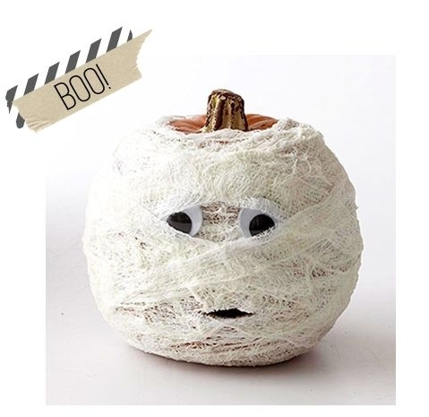 7 No-Carve Pumpkin Ideas for Halloween | GoGo Heel®