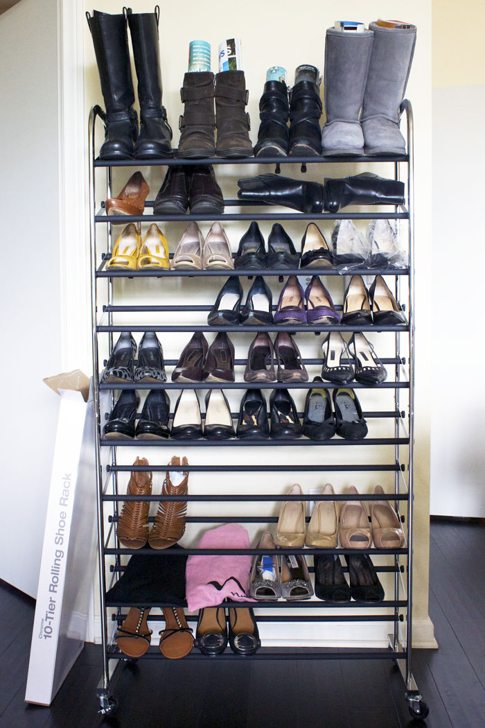 Great The Perfect Shoe Rack   Fits Up To 50 Pairs Of Shoes. GoGoHeel.com