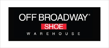 Off Broadway Shoe Warehouse logo