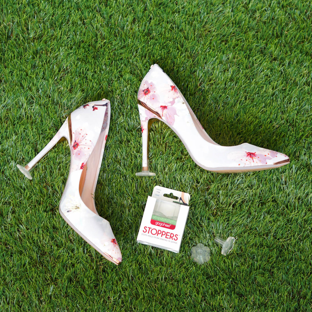 fee0255e5d6 New Product  STOPPERS Prevents Heel from Sinking in Grass