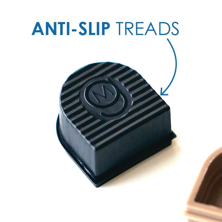 Quick Tips 174 Instant Repair Heel Caps Amp Wrap 2 Pairs