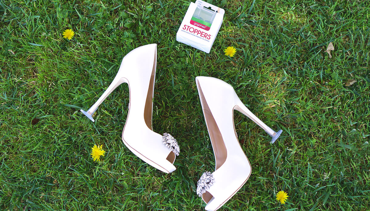 Stoppers High Heel Protector For Grass Gogoheel 174